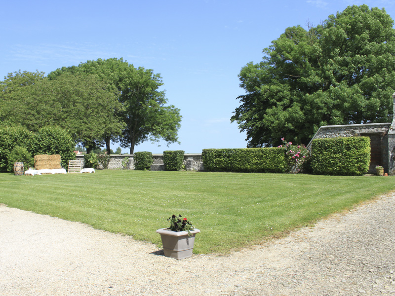 jardin de la salle Abbonville