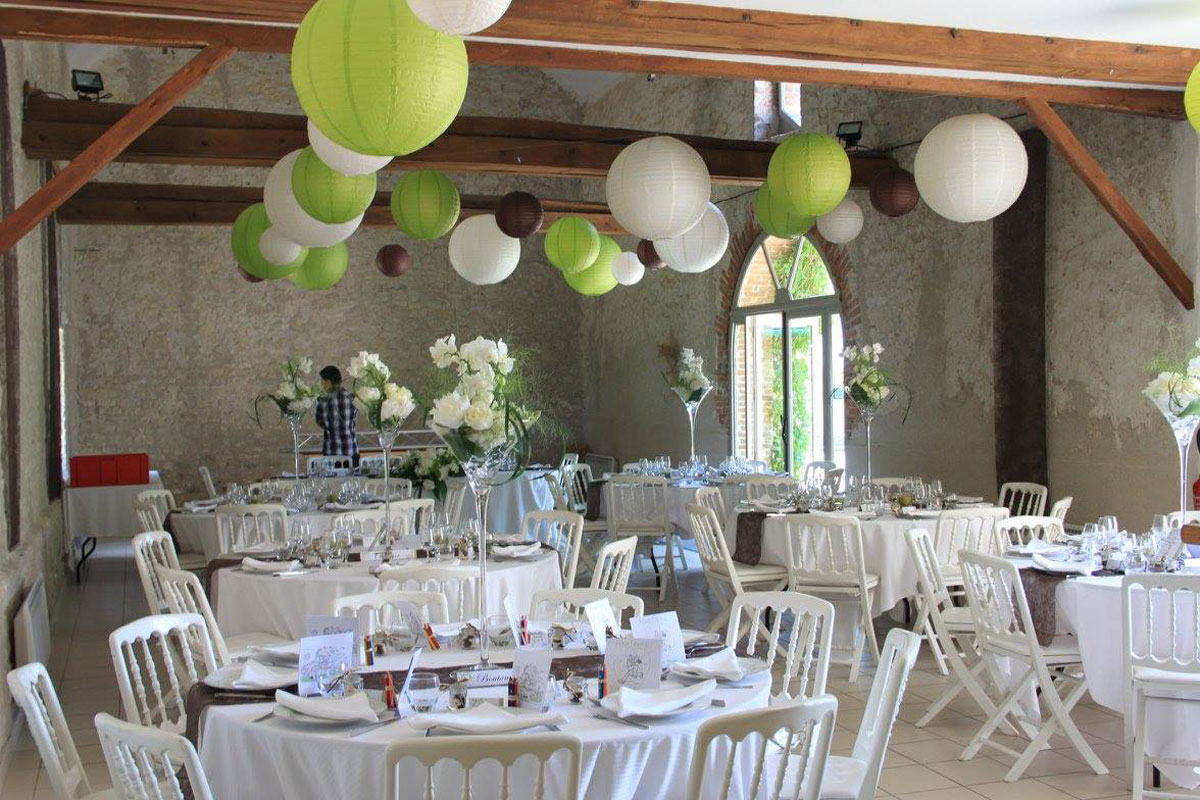 Salle Abbonville mariage